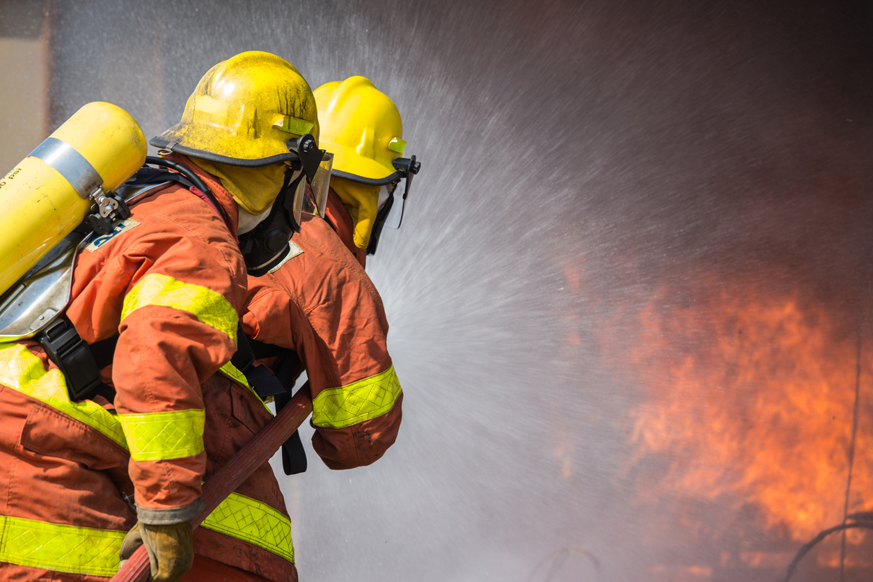 Information on the firefighter pension scheme